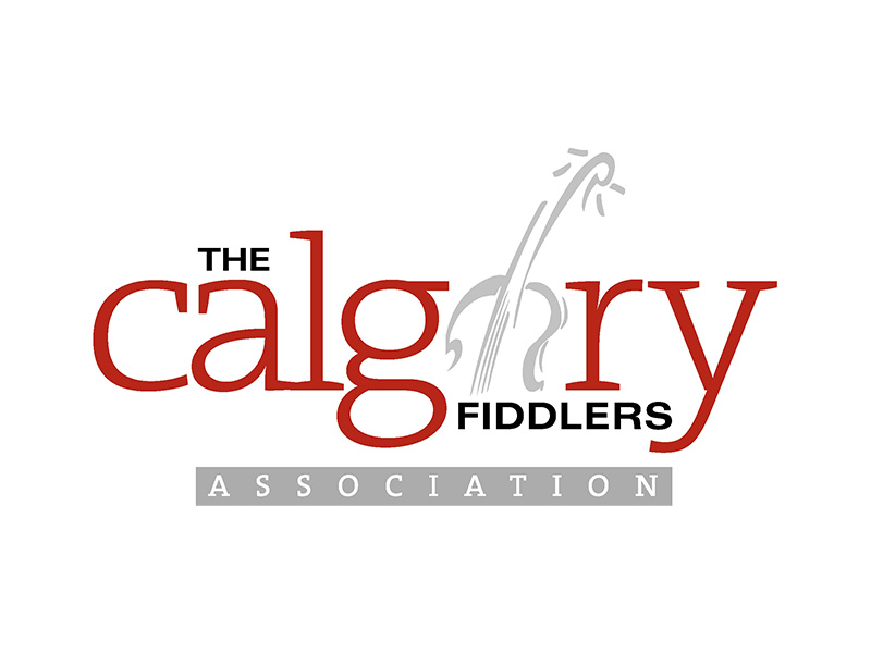 Logo for Calgary Fiddlers